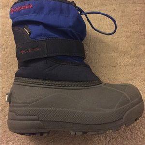Little Boys Columbia Snow Boots